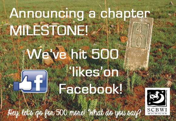 Hey, Gang! We've hit 500 likes on Facebook!!! Access this link and let's go for 500 more!!!!!! Hurrah for all of us!!!!!!