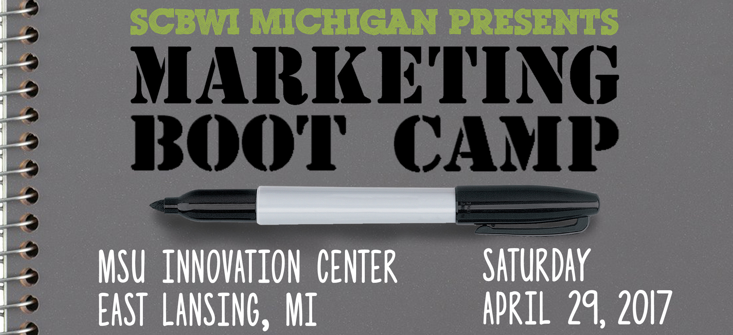 So you've written and/or illustrated a story. Now how do you plan for and gain a readership? The SCBWI Michigan Marketing Boot Camp is your window into the business side of publishing. With sessions covering author visits, marketing, self-promotion, and more, our diverse and experienced faculty will have you feeling confident and ready for what comes next. Registration isopen tomembers andnot yetmembers butseating islimited.Register nowto hold your seat! $35 for members, $65 for not yet members -- includes all programming and light refreshments To register, click here  Speakers Bootcamp Faculty Bios .pdf MARIA DISMONDYis an award-winning author who inspires lives through her poignant stories about topics challenging today's modern child. Maria's background in early education and commitment to teach the importance of character building enables her to touch lives the world over while touring as a public speaker in schools, community forums, and at national conferences. When Maria isn't writing, she can be found embarking on adventures throughout southeast Michigan and beyond, where she lives with her husband and three book-loving children. LESLIE HELAKOSKIis the author and sometimes illustrator of ten picture books.All of Leslie's books are known for their humor and word play and includeWoolbur,Big Chickens,Big Pigs and Doggone Feet!(A best math choice by Scholastic Magazine.) Her books have won acclaim with Junior Library Guild, received starred reviews, been highlighted in Book Sense Picks and were nominated for awards in over 20 states across the country. She has illustrated her four most recent books, includingHoot and Honk, which tells the story of a gosling and an owlet that hatch in each other's nest and cannot get to sleep at the right time.The upcomingReady or Not? Woolbur Goes to Schoolwill be released in 2018.Leslie is also the co-Regional Advisor for Michigan's chapter of the Society of Children's Book Writers and Illustrators. BOB HOFFMANis the manager of